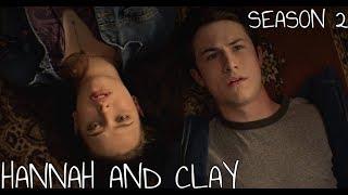 13 Reasons Why Season 2 (Hannah And Clay) - Ashes