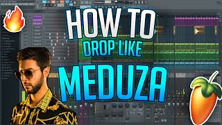 HOW TO MAKE MEDUZA STYLE DEEP HOUSE | FL STUDIO