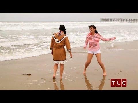 I'm an Eskimo at the Beach | Escaping Alaska