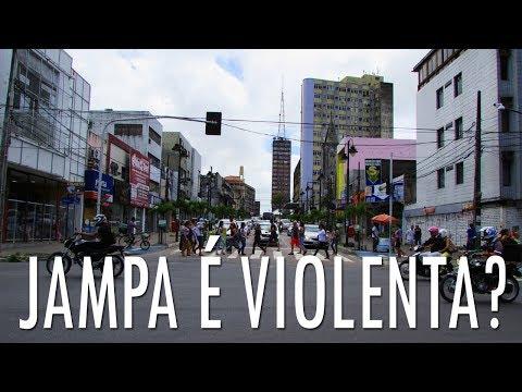 João Pessoa é uma cidade VIOLENTA? | Felipe Herrera