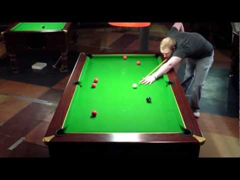 Andy Gray v Richard Bruce (Last-32, Aberdeen Division 1 Singles 2012/13)