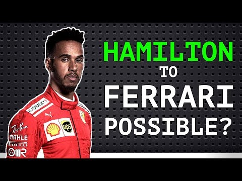 """Is Hamilton Thinking About a Move to Ferrari? - Vettel """"I Did Lewis a Favour"""""""