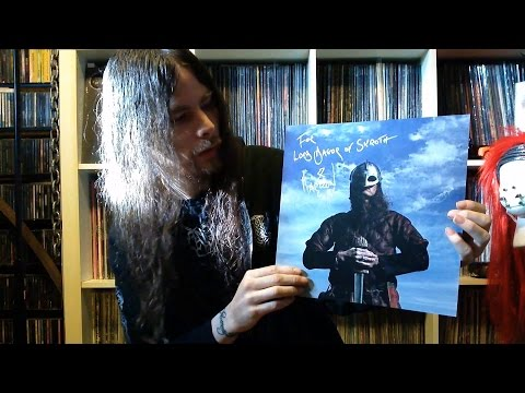 Unboxing a Gift From Rob Darken Of Graveland