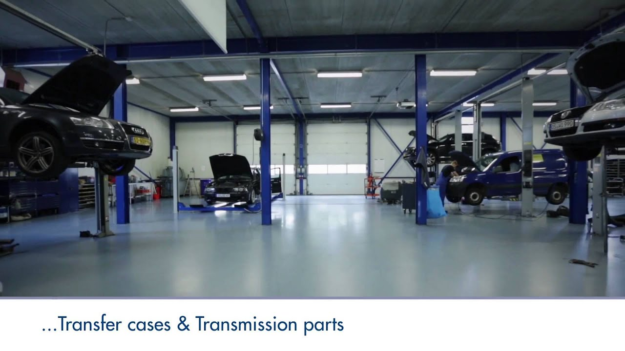 Ganzeboom Transmission parts and gearboxes