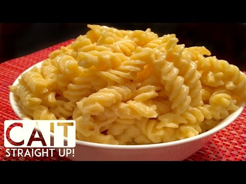 Easy Homemade Macaroni and Cheese Recipe | Cait Straight Up