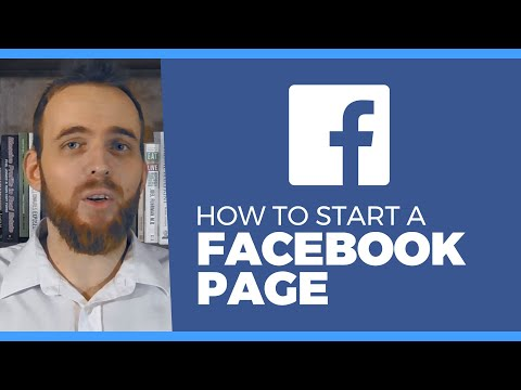 How to Create a Facebook Page in 2018 (Step by Step Tutorial)
