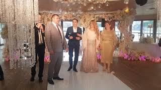 Ведущие Дмитрий Нестеров и Валерий Чигинцев - свадьба Екатерины и Александра