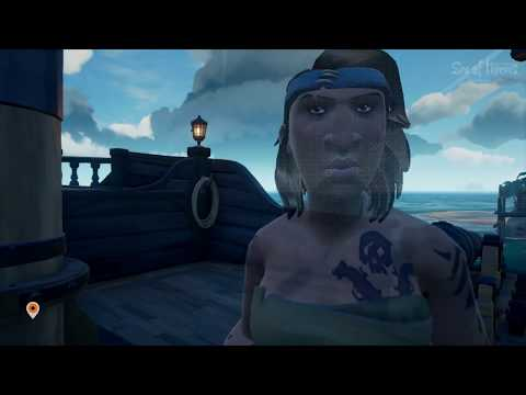Sea of Thieves - 4K Gameplay / XBOX One X 🎮