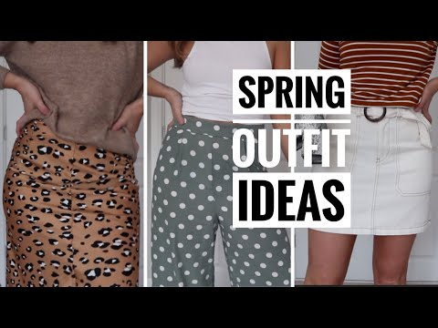 6 EASY AND AFFORDABLE SPRING OUTFIT IDEAS | LUCIE AND THE BUMP