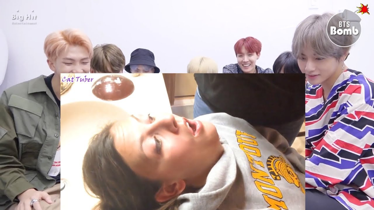 Bts Reaction To You Comforting Them