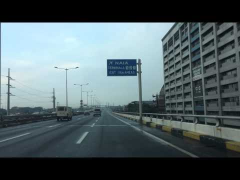 Directions from Makati to Resorts World Manila via Skyway by HourPhilippines.com