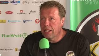 KPV - FC KTP ke 20.6.2018 - Otteluennakko
