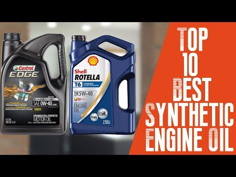 10 Best Synthetic Engine Oil | With Price | India 🔥🔥🔥