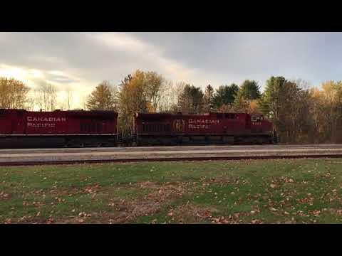CP Train in Saratoga 10.28.2017