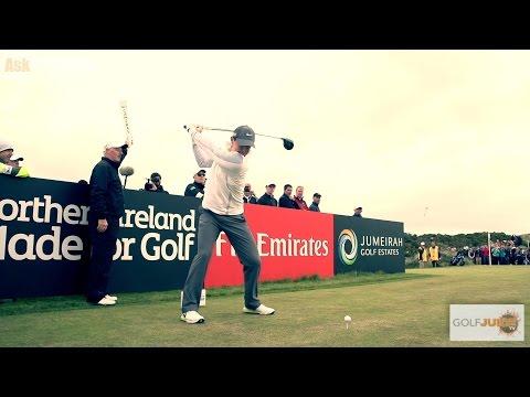 Rory McIlroy Irish Open Vlog Style