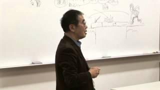 【大手前大学】マンガ制作専攻>モンキー・パンチ客員教授授業