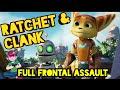 RATCHET & CLANK full frontal assault   part 1