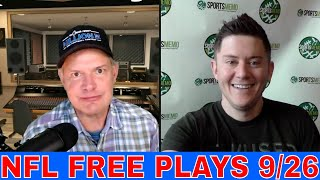 NFL Picks and Predictions | Jets vs Broncos | Packers vs 49ers | NFL Week 3 Betting Preview