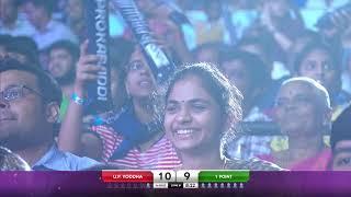 Pro Kabaddi 2018: UP Yoddha vs Patna Pirates - Match Highlights [ENGLISH]
