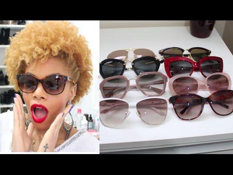 32c1f416e Meus óculos de sol preferidos | Maraisa Fidelis - YouTube