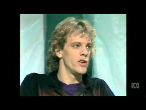Countdown (Australia)- Molly Meldrum Interviews The Police- February 22, 1981