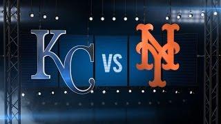 6/22/16: Reynolds' first career homer lifts Mets