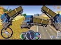 Truck Simulator USA #7 DESTROYED! 🤣🤣🤣 - Truck Games Android IOS gameplay