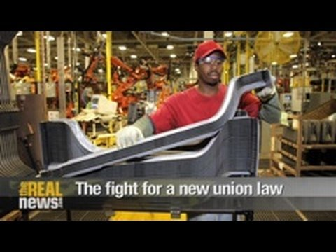 The fight for a new union law
