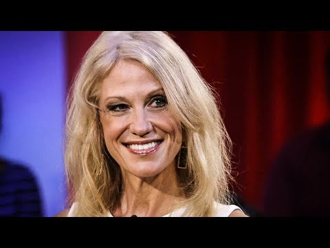 "Kellyanne Conway Says Trump ""Empowers And Elevates"" Women, Ignoring His Sexual Predator Behavior"