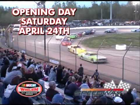 Lake County Speedway Opening Day 2010