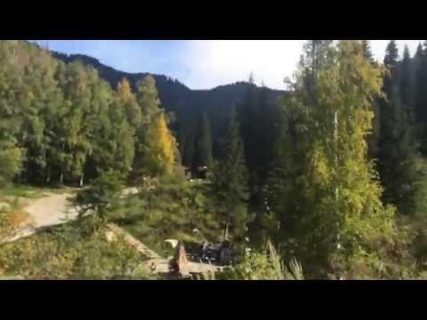 Beautiful Nature in Almaty