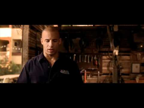 The Fast and the Furious - Dominic Toretto
