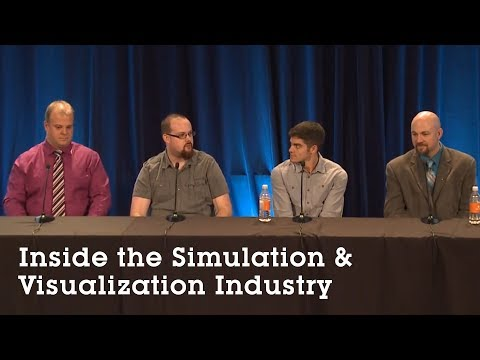Inside the Simulation & Visualization Industry