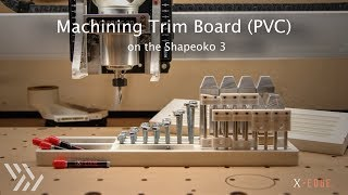 Making a Tool Organizer from Trim Board - #126 [CNC]