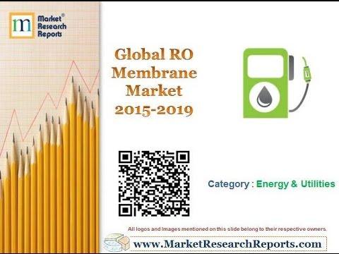 Global RO Membrane Market 2015-2019