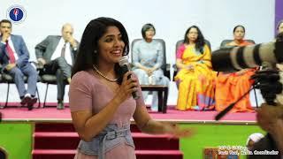 Rima Kallingal at Birla Public School