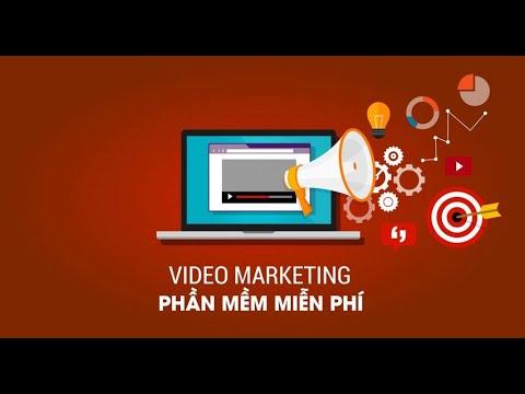 Phần mềm video marketing tối ưu video tốt hơn và nghiên cứu đối thủ