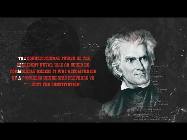 John C. Calhoun: American
