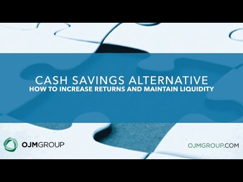 Cash Savings Alternative: How to Increase Returns and Maintain Liquidity