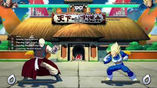 Dragon Ball FighterZ Combos