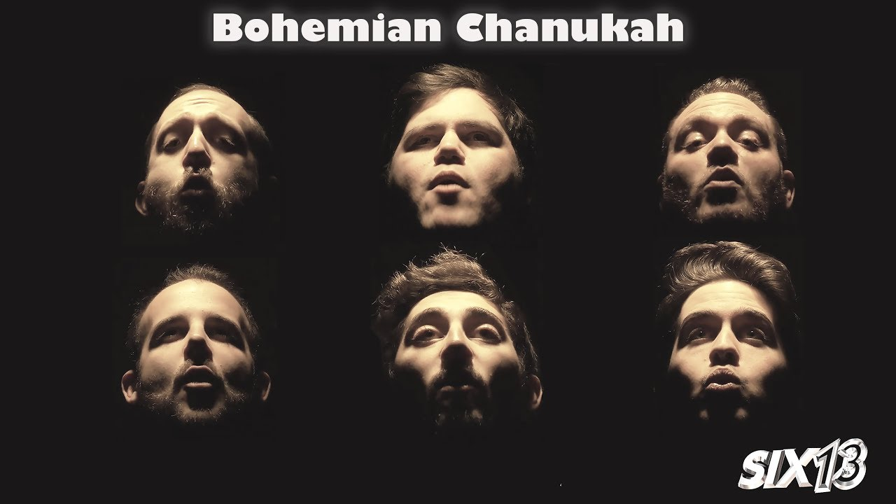 It's all about 8 nights in 'Bohemian Chanukah' homage to Queen | The