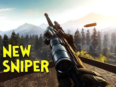 NEW SNIPER!