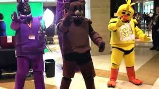 Five Nights at Freddy's Dance Show - A-kon 26 (2015)