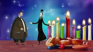 Светлой Хануки! - ברכות חנוכה שמח - Happy Hanukkah 2018!