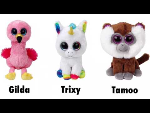 New Beanie Boos PLZ READ DISCRIPTION!! (TyNews) | Codys Beanie Boos