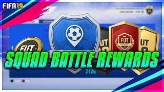Squad Battle Rewards & FUT Champs Live Road To Gold 3 - Fifa 19