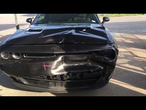 2015 Dodge Challenger Front Clip/End Repair