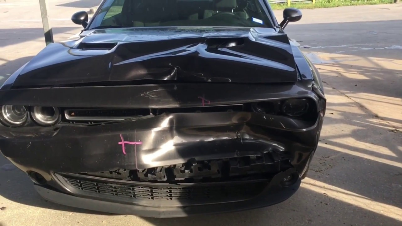 2015 dodge challenger front clip end repair youtube 2012 Dodge Challenger Rear Bumper 2015 dodge challenger front clip end repair