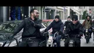 The Partysquad & Punish feat. Adje - Rijden Tot De Morgen Komt