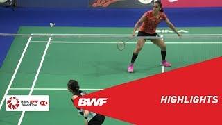 Download Video DANISA DENMARK OPEN 2018   Badminton WS - F - Highlights   BWF 2018 MP3 3GP MP4